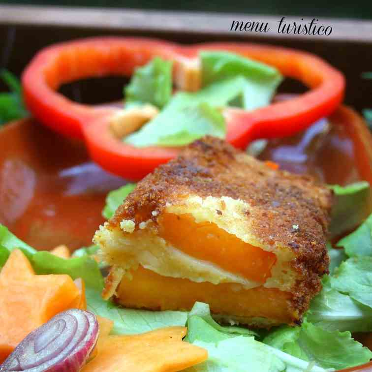 "pumpkin ""in carrozza"""