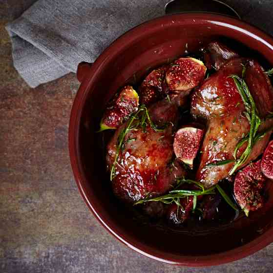 Quatre Epices Roast Duck