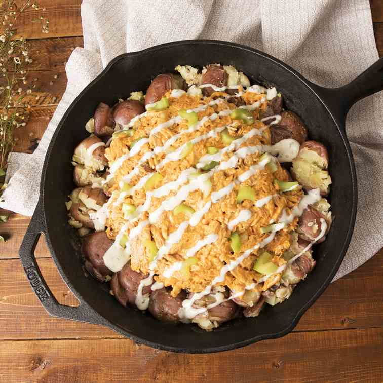 Buffalo Chicken Skillet