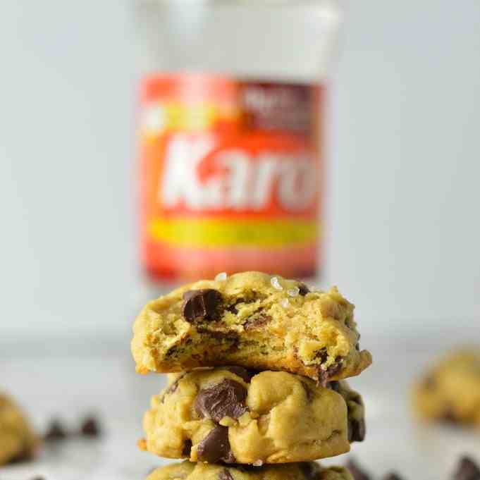Chewy Browned Butter Salted Chocolate Chip