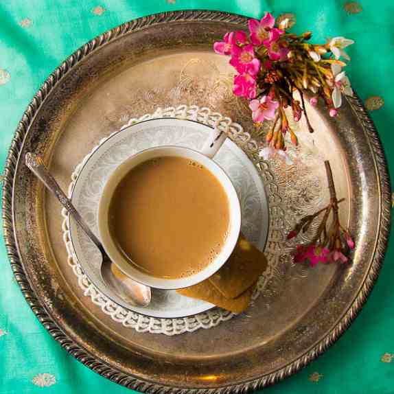 Chai: India's sweet, spicy milk tea