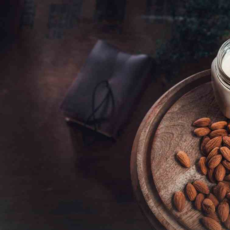 Gluten Free Almond Milk Recipe