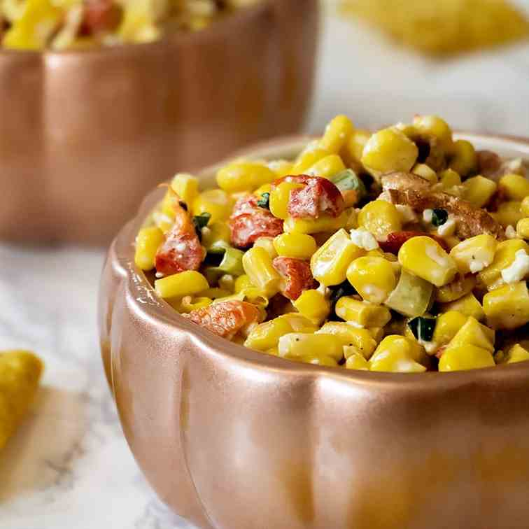 Dad's Corn Salad