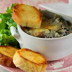 Escargot Mini Casseroles