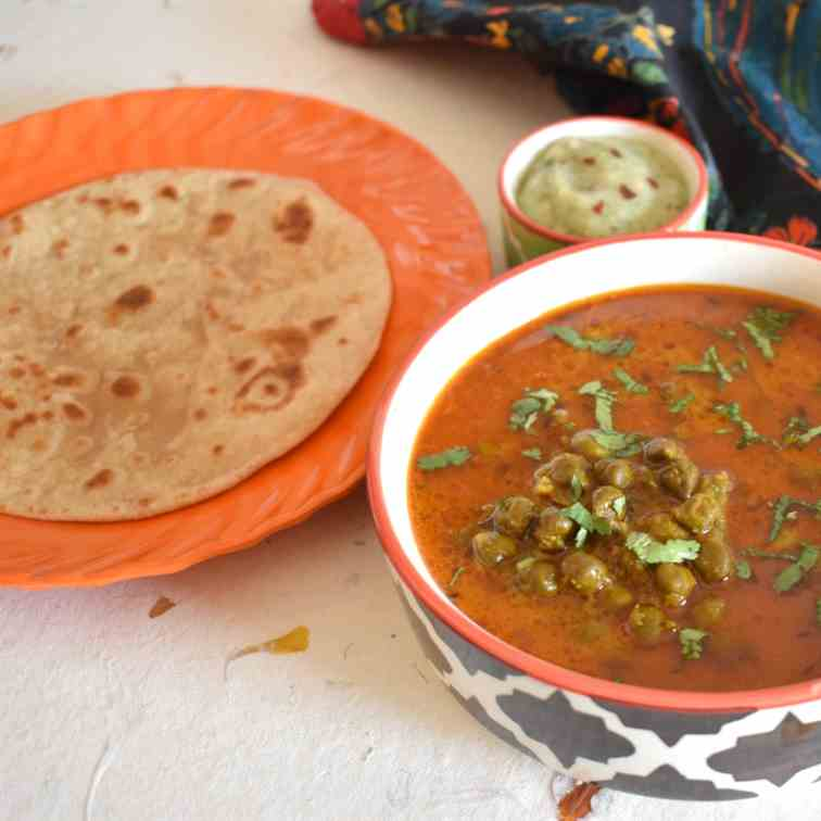 Hare Chane ki Sabji - How to Make Hare Cha