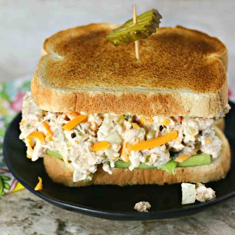 Best Ever Tuna Salad