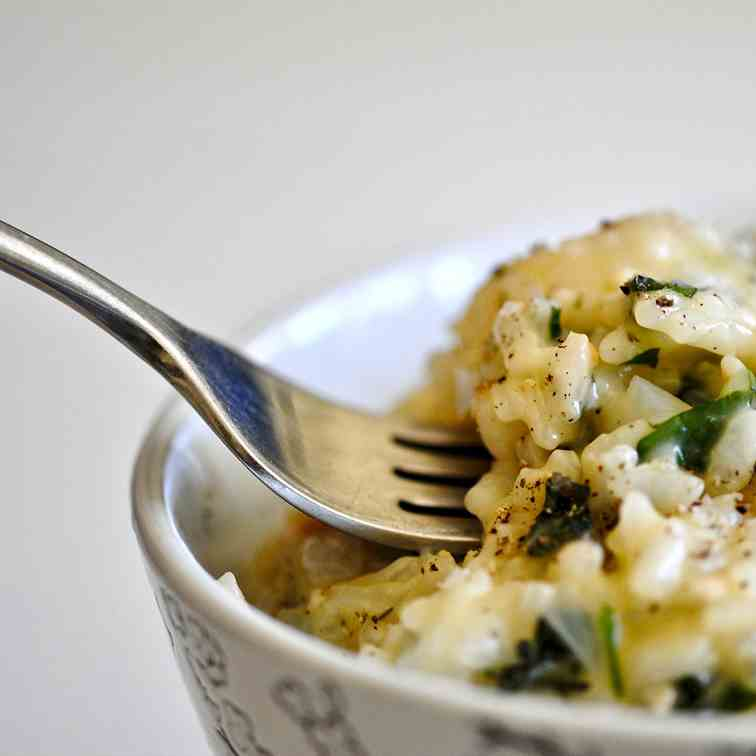 Foolproof Fresh Herb Risotto