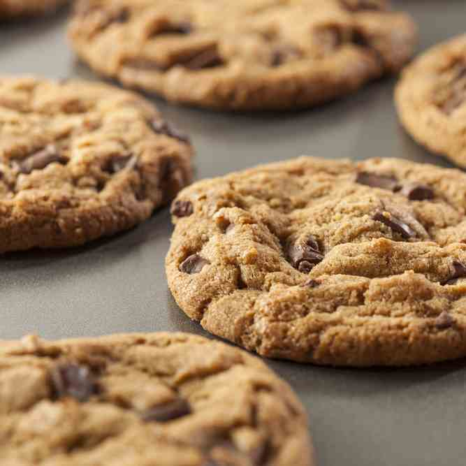 The Best Ever Soft Chocolate Chip Cookies
