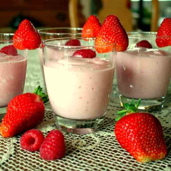 Berry Curd