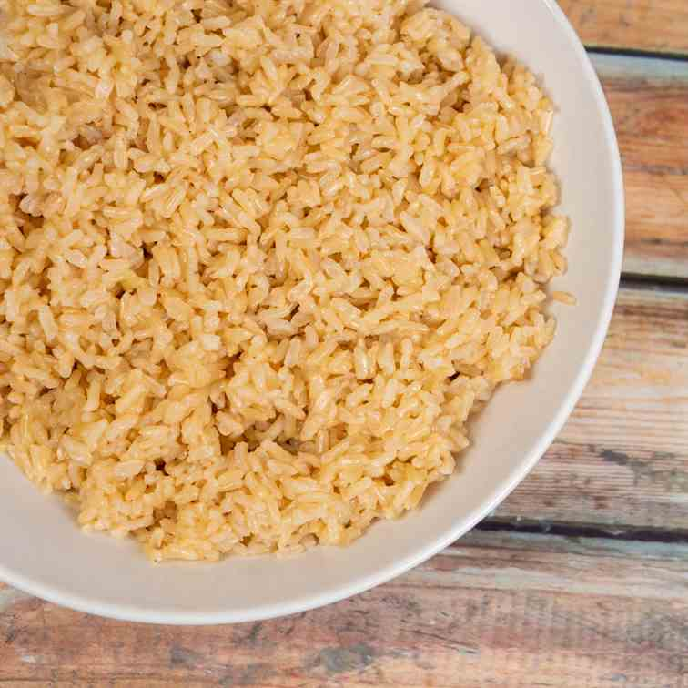 Instant Pot Brown Basmati Rice