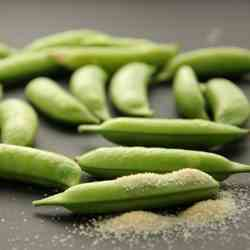 Sugar on Peas in the Pod